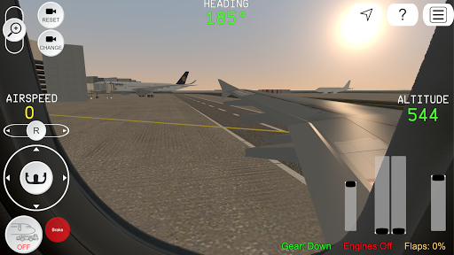 Flight Simulator Advanced 1.7.0 de.gamequotes.net 2