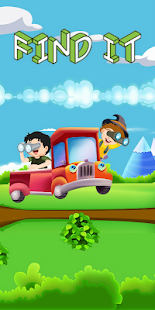 Find it! Road Trip Game For All Ages - Travel Game Screenshot