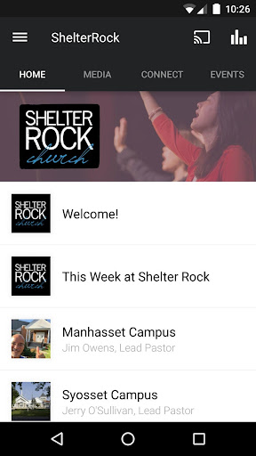 Shelter Rock Church