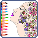 Colorish - free mandala coloring book for adults icon