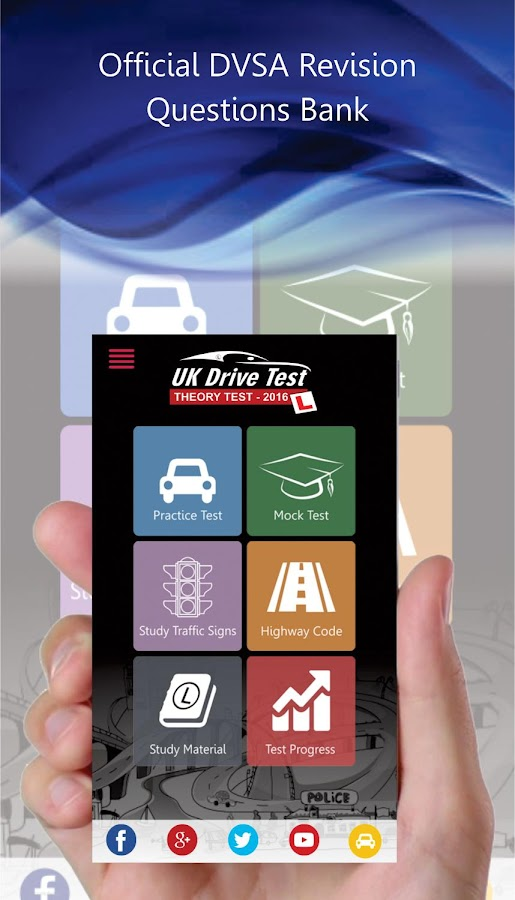 Theory Test Mock Test Review Google Play