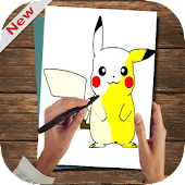 How to Draw Pokemon 2017 new