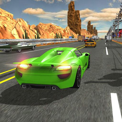 Car Traffic Racing Highway Speed Xtreme 3D Race