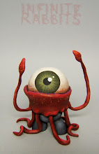 "Photo: Dr. Squidclops. Custom 3"" Mini-Mugg"