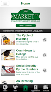 Market St Wealth Management- screenshot thumbnail