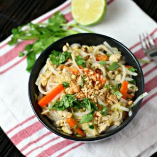 Pad Thai Sauce Peanut Butter Recipes
