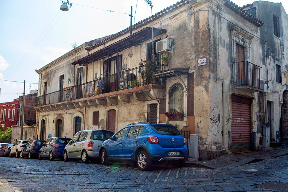 Сицилия в сентябре 2019, 18 городов. И моя любовь - Эриче!