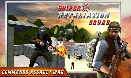 Download Sniper Retaliation Squad For PC Windows and Mac apk screenshot 3