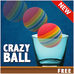 Crazy Ball : Slingshot Icon