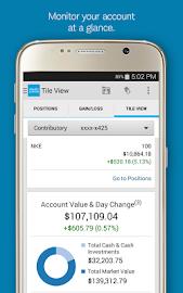 Schwab Mobile Screenshot 1