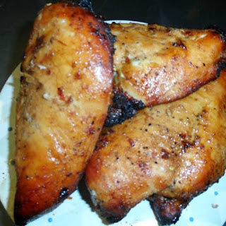 Spicy-Garlic Chicken