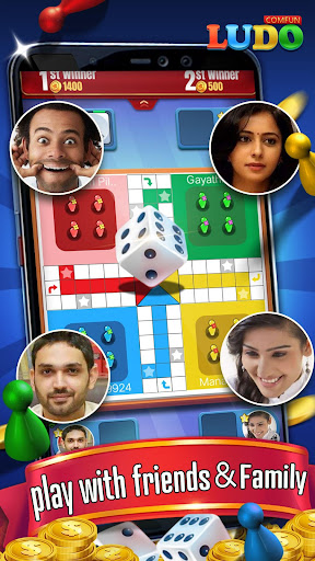 Ludo Comfun- Ludo Online Game  screenshots 1