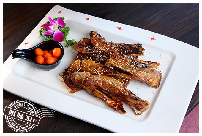河邊海鮮餐廳-河邊醬燒鮪魚排