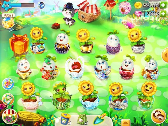 Nông Trại Vui Vẻ: Pet Cực Yêu screenshot