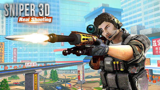 FPS Sniper 3D Assassin: Offline Gun Shooting Games screenshots 13