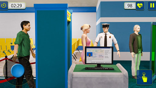 Airport Security Simulator - Border Patrol Game 1.1 screenshots 9