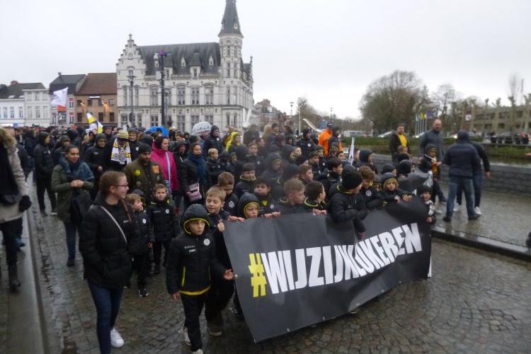 """Lokeren fait de gros reproches à Malines, Waasland-Beveren et Veljkovic : """"A vomir !"""""""