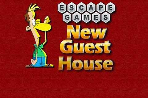 脱出ゲーム:新しいゲストハウス
