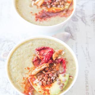 Olive Zucchini Soup