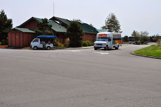 Photo: Shuttle for The Mill Casina