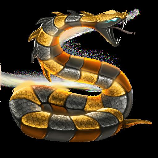 لالروبوت Snake Treasure Chest ألعاب