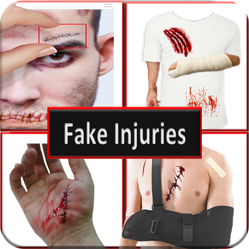 Injury Photo Maker-Fake Injury