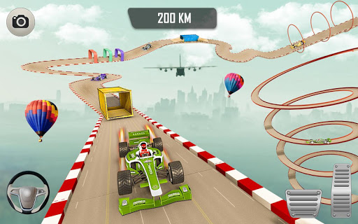 Formula Car Racing Stunts - Impossible Tracks 2019 1.0.11 screenshots 14