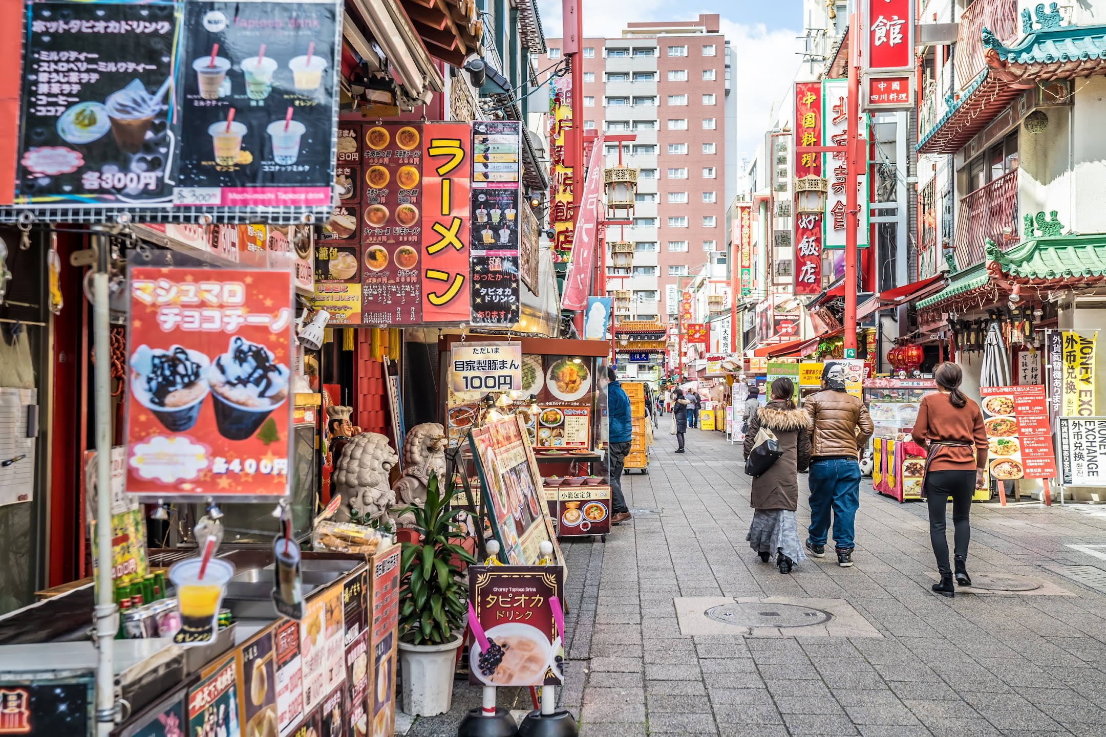 Kobe Nankinmachi Chinatown3