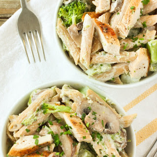 Chicken and Broccoli Penne.