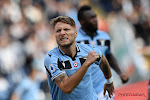 Ciro Immobile tacle Unai Emery