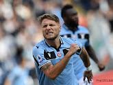 Topschutter opnieuw beschikbaar voor Lazio Roma