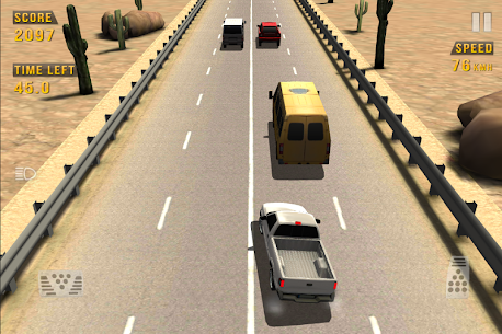 Traffic Racer Mod Apk 3.2 [Unlimited Money] 4