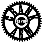 "Logo of Crank Arm ""Shaky Wheels"" Kettle Sour Golden Ale W/ Lactose And Apricot"