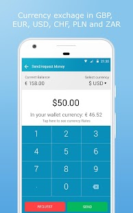 Moneymailme Money Transfer App- screenshot thumbnail