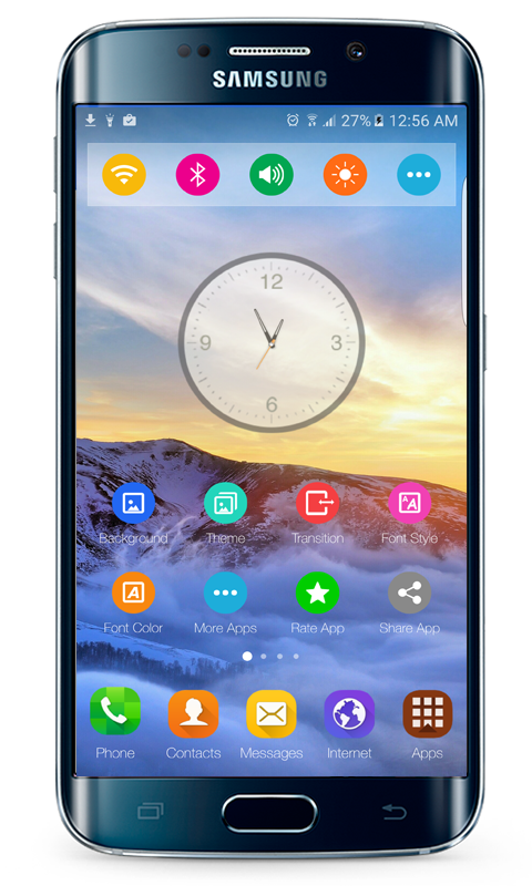 Launcher Galaxy J7 for Samsung - Android Apps on Google Play