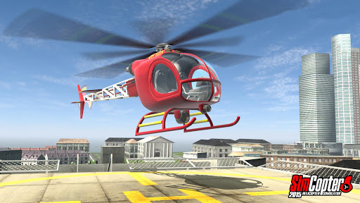Helicopter Simulator SimCopter 2015 Free  screenshots 1