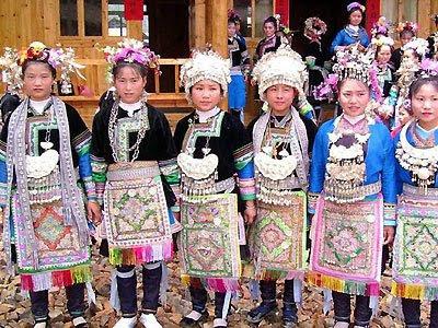 Costumes of Ethnic Minorities