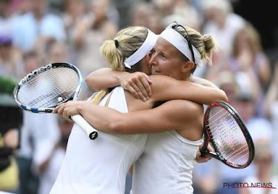 Wimbledon: Flipkens a séduit... et s'est bien amusée