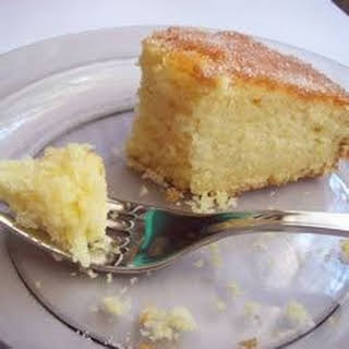 Sponge Cake With Custard Recipes.