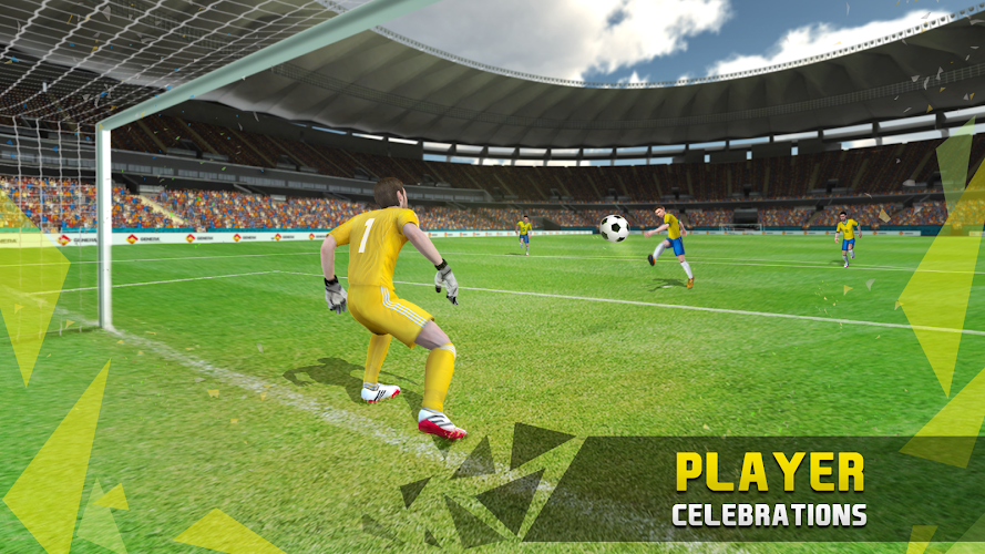 Soccer Star 2016 World Legend -screenshot