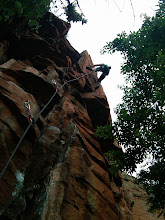 Photo: Banging Bridget Jones - 18  https://www.thecrag.com/climbing/south-africa/the-restaurant-waterval-boven/route/18489439