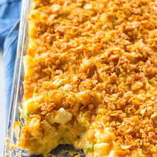 Gooey Potatoes Recipe