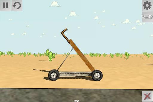 Super Contraption Maker  άμαξα προς μίσθωση screenshots 1