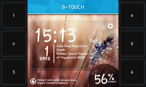 B-Touch new