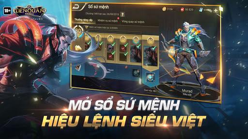 Garena Liu00ean Quu00e2n Mobile 1.24.1.2 screenshots 4