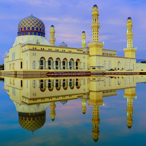 Kota Kinabalu City Mosque by Rustam Razali - Buildings & Architecture Places of Worship (  )