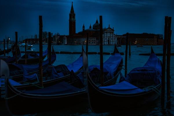 Venice by night di Gian Piero Bacchetta