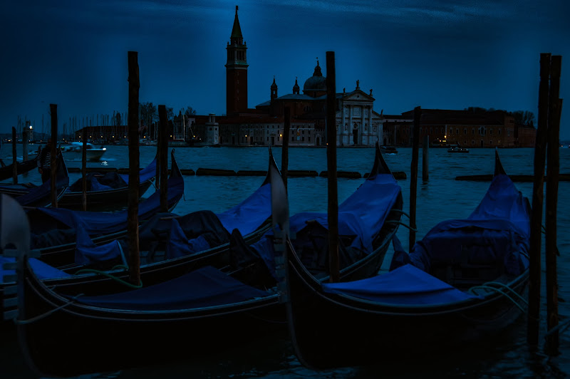 Venice by night di Gian Piero Bacchetta
