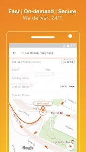Lalamove: Fast & Reliable Delivery App- screenshot thumbnail