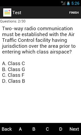 FAA - Private Pilot Test Prep Screenshot